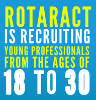 Rotaract is recruiting 2